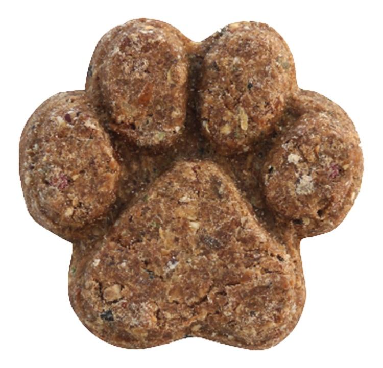 Gardums suņiem - Little Big Paw Oven Baked Treats, Turkey, 130 g