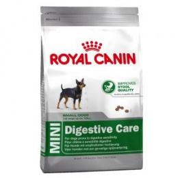 Корм для собак - Royal Canin Mini Digestive Care, 0.8кг
