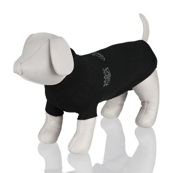Джемпер для собак - Kingston Pullover, XS, 30 cm, черный