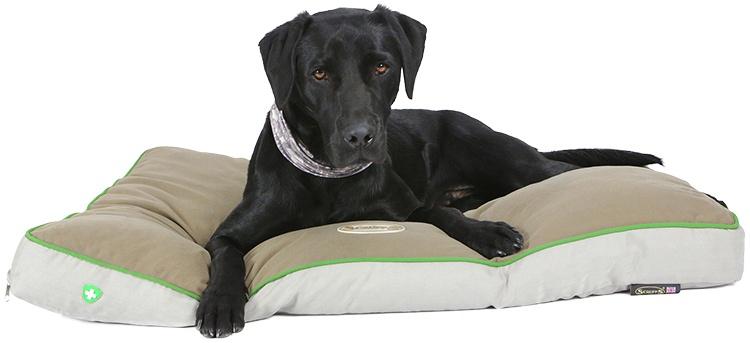 "Спальное место для собак - Scruffs ""Insect Shield"" Mattress, противопаразитарный матрас, 82*58см"