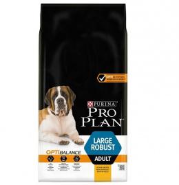 Barība suņiem - Pro Plan Large Robust Adult Chicken 14+2.5kg