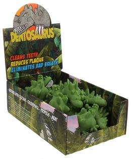 Лакомство для собак - Dentosaurus with chlorophyll, 10,5 см