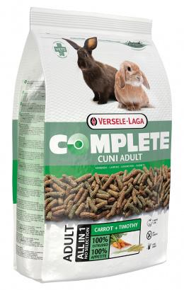 Barība pundurtrušiem - VERSELE-LAGA Complete Cuni Adult, 1.7 kg
