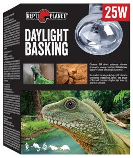 Лампа для террариумов - ReptiPlanet Daylight Basking Spot, 25W