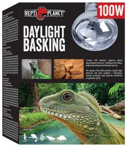 Лампа для террариумов - ReptiPlanet Daylight Basking Spot, 100W