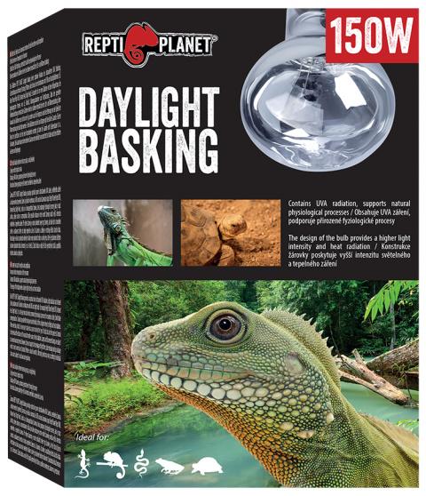 Лампа для террариумов - ReptiPlanet Daylight Basking Spot, 150W title=