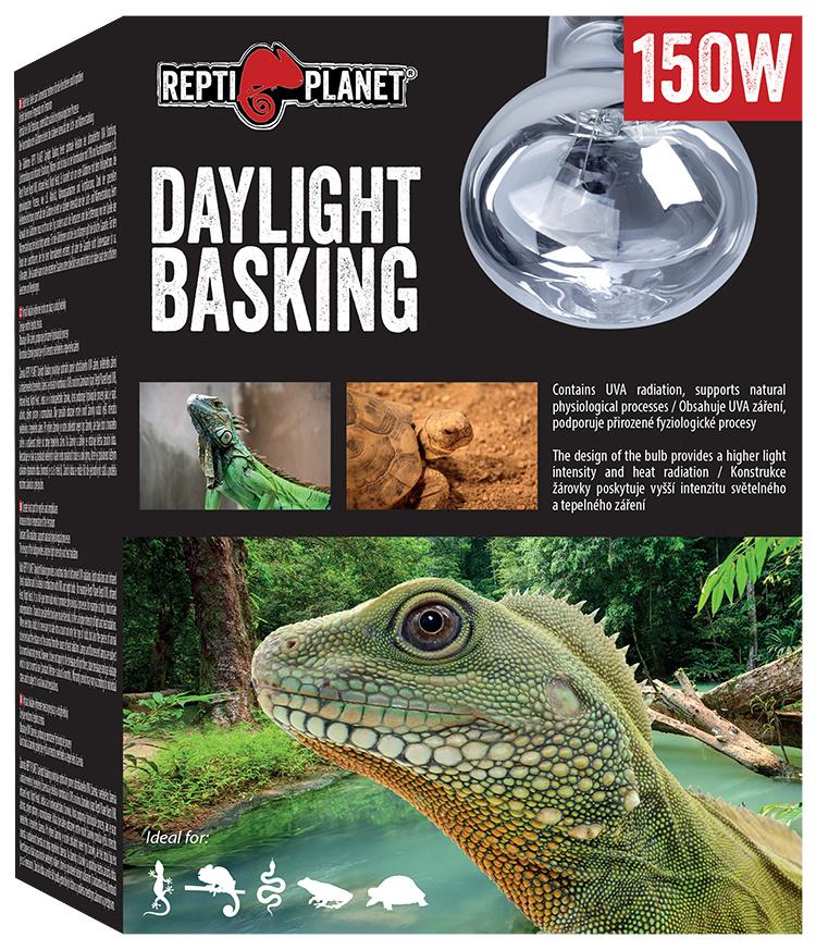 Spuldze terārija lampai - ReptiPlanet Daylight Basking Spot, 150W
