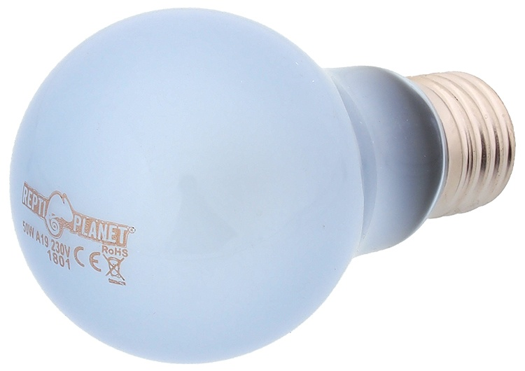 Лампа для террариумов - ReptiPlanet Daylight Neodymium, 50W