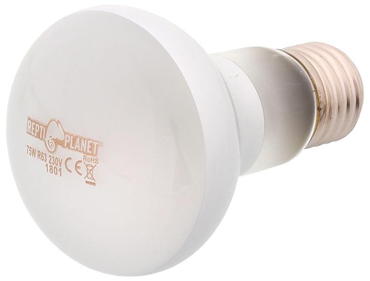 Лампа для террариумов - ReptiPlanet Daylight Frosted, 75W