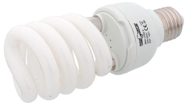 Spuldze terārija lampai - ReptiPlanet Repti UVB 2.0, 26W
