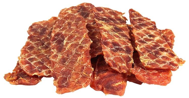 Gardums suņiem - Prospera plus Duck /pīles gaļas strēmelītes, 230 g