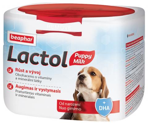 Молочная смесь для щенков - Beaphar Lactol Puppy, 250 г title=