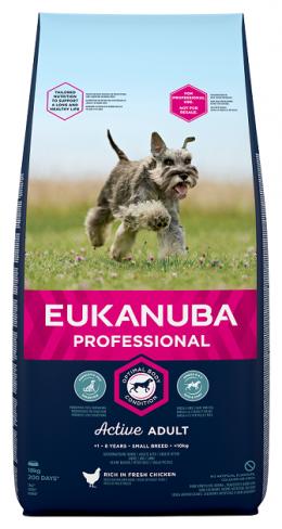 Barība suņiem - Eukanuba Adult Small 19kg