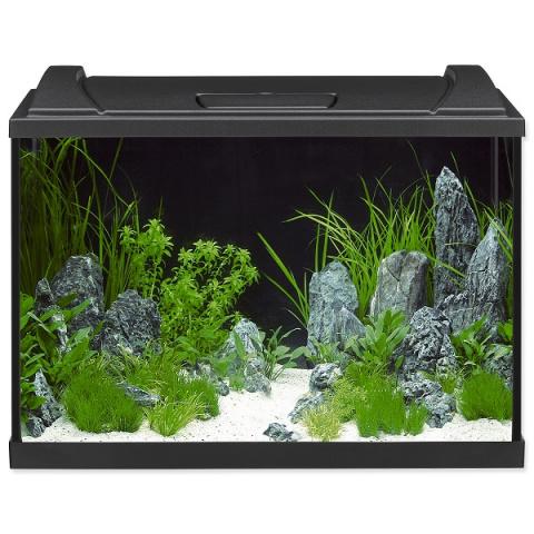 Akvārijs - EHEIM Aquapro LED black, 84l