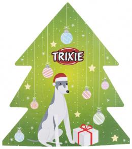 "Dāvana suņiem - Trixie Christmas box for dogs ""Merry Christmas"""
