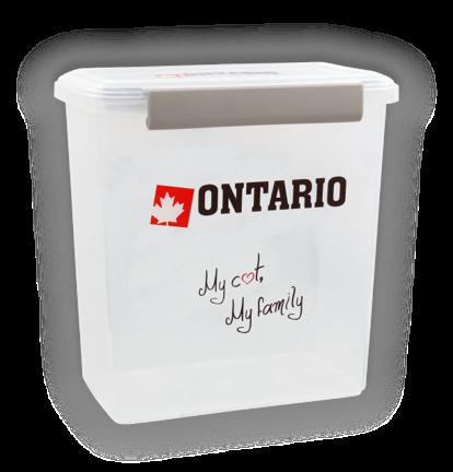 Barības uzglabāšanas konteiners - Ontario title=