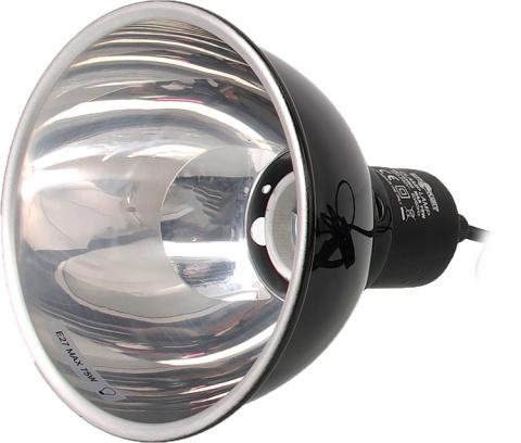 Lampa terārijam - ReptiPlanet Light Dome, 14 cm title=
