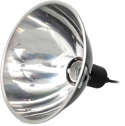 Lampa terārijam - ReptiPlanet Light Dome, 19 cm title=