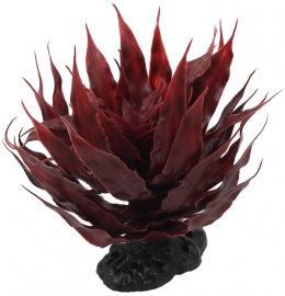 Декор для террариума - ReptiPlanet Agave succulent red, 18 см