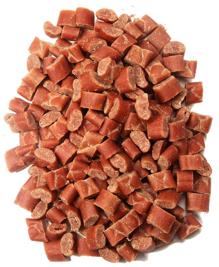 Gardums suņiem - Rasco Premium Beef Bits, 230g