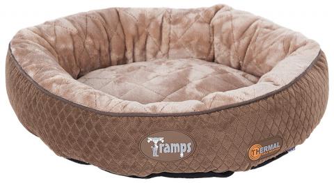 Спальное место для кошек - Scruffs TRAMPS Thermal Ring Cat Bed, шоколадный, 50 cm title=