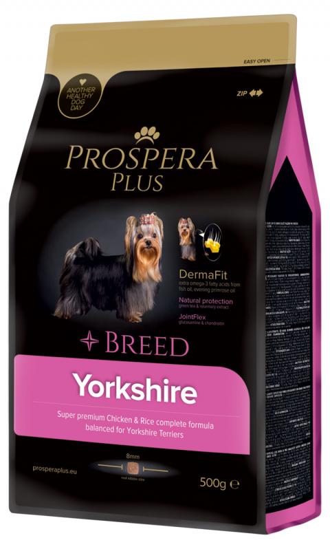 Barība suņiem - Prospera Plus Yorkshire, 500 g title=