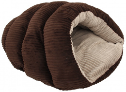 Paslēptuve - Dog Fantasy Comfy 2, dark brown