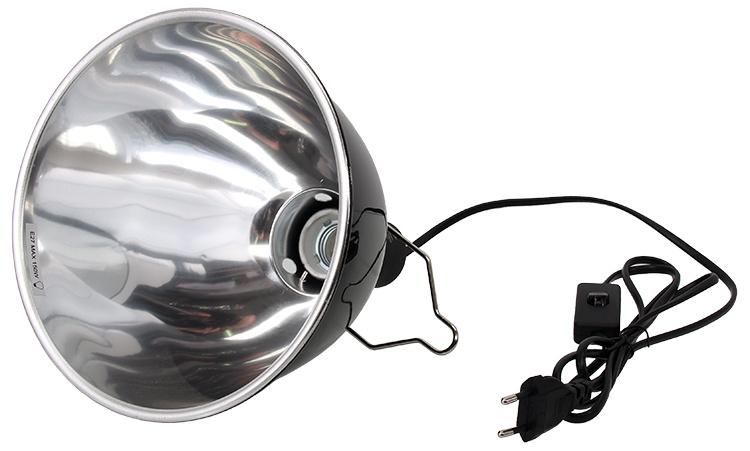Светильник для террариума - ReptiPlanet Light Dome, high 19 см