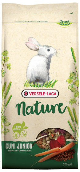 Корм для кроликов юниоров – Prestige Nature Cuni Junior, 700 г