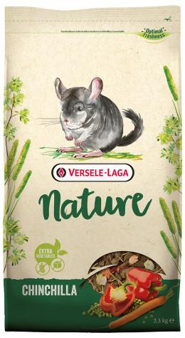 Корм для шиншилл - Versele Laga Prestige Chinchilla Nature, 2,3 кг