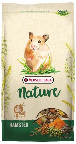 Корм для хомяков – Versele Laga Prestige Nature Hamster, 700 г