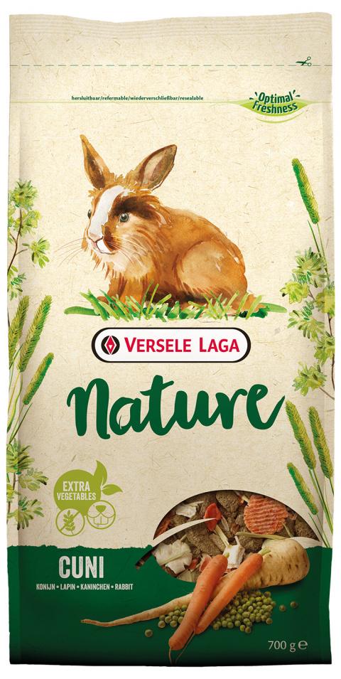 Barība trušiem -  Prestige Nature Cuni, 700 g