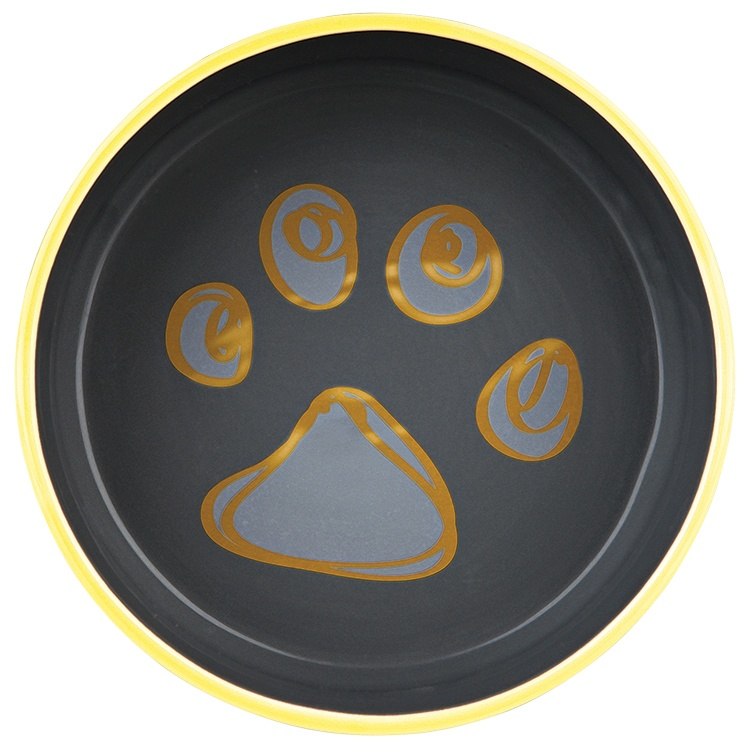 Bļoda suņiem - Trixie keramiska bļoda, 0.4 l/12 cm