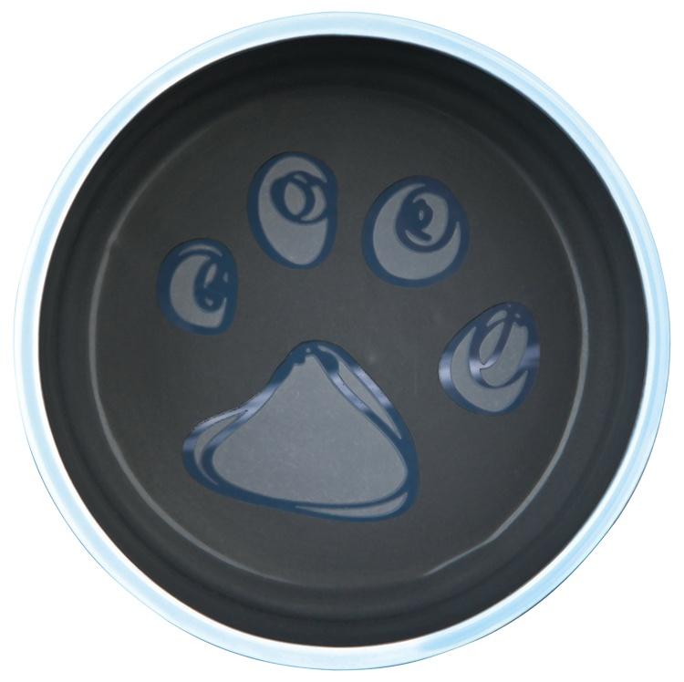Миска для собак - Trixie керамическая миска, 0.4 l/12 cm