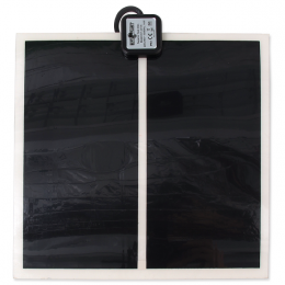 Обогревающий коврик для рептилий - ReptiPlanet Heating plate Superior 14W, 28 см