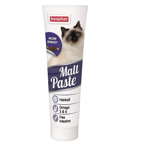 Barības piedeva kaķiem - Malt-pasta 100ml