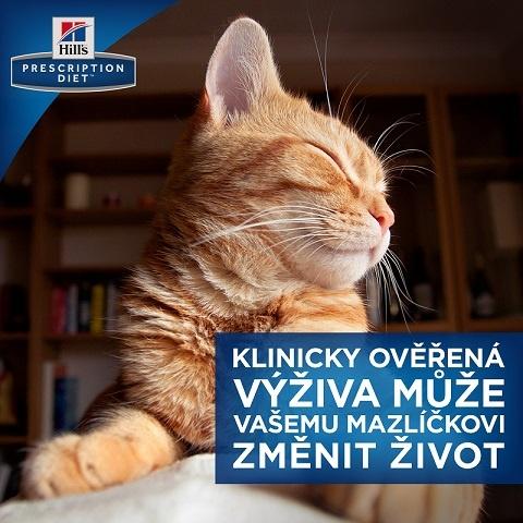 Ветеринарный корм для кошек - Hill's Feline c/d, 10 кг