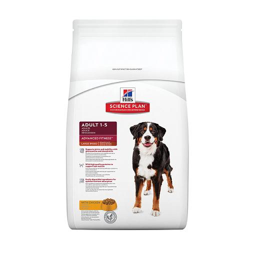 Корм для собак - Hills Canine Adult Large Breed, 12 кг