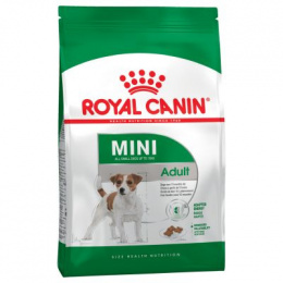 Корм для собак - Royal Canin Mini adult, 8 кг