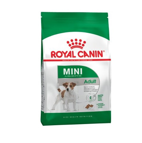 Корм для собак - Royal Canin Mini adult, 2 кг title=