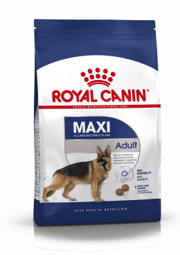 Корм для собак - Royal Canin Maxi adult, 4 кг