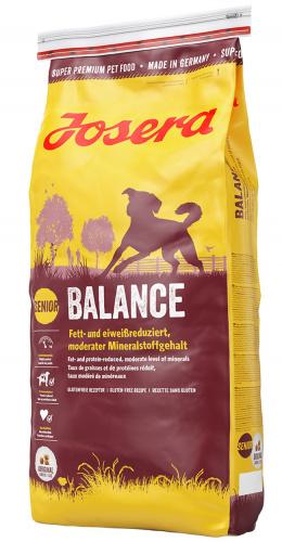 Diētiskā barība suņiem - Josera Emotion Balance Senior/Light, 15 kg