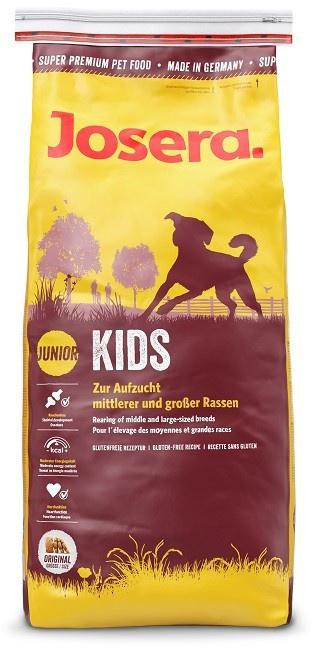 Корм для щенков - Josera Emotion Kids (Junior Medium/Maxi) 15 кг