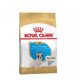 Корм для щенков - Royal Canin SN French Bulldog Junior, 3 кг