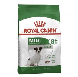 Barība suņiem senioriem - Royal Canin Mini adult 8+, 8 kg