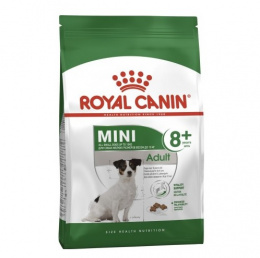 Корм для собак сеньоров - Royal Canin Mini adult 8+, 0.8 кг