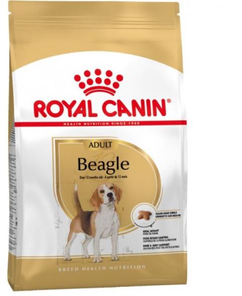 Корм для собак - Royal Canin SN Beagle, 3 кг title=