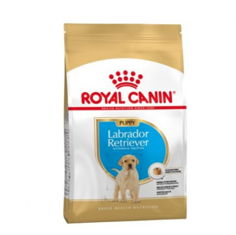 Корм для щенков - Royal Canin SN Labrador Retriever Puppy, 3 кг title=