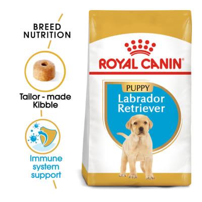 Корм для щенков - Royal Canin SN Labrador Retriever Puppy, 3 кг