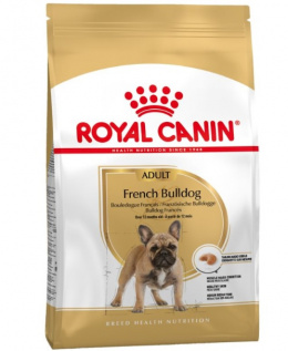 Barība suņiem - Royal Canin SN French Bulldog, 9 kg